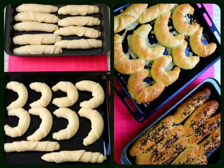 Најдобрите пекарски кифлички (ВИДЕО РЕЦЕПТ)