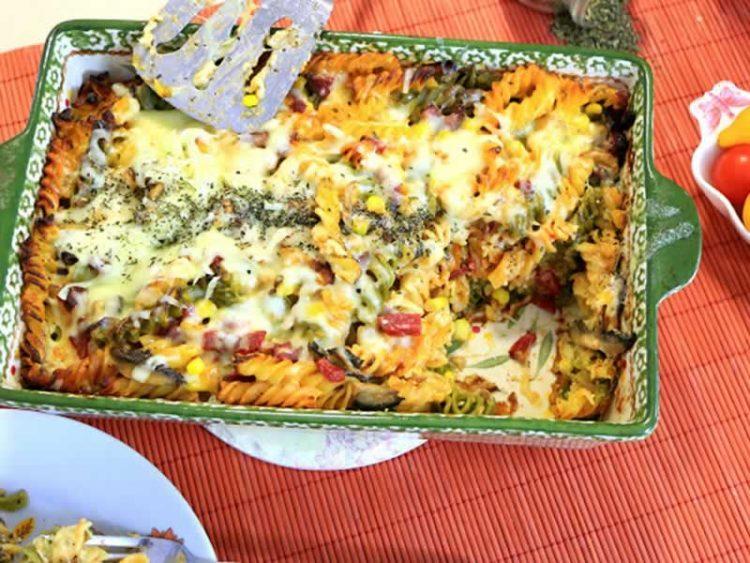 Совршенство без мана: Запечени макарони со сирење
