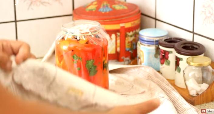 Пиперки во тегла – за највкусната зима досега