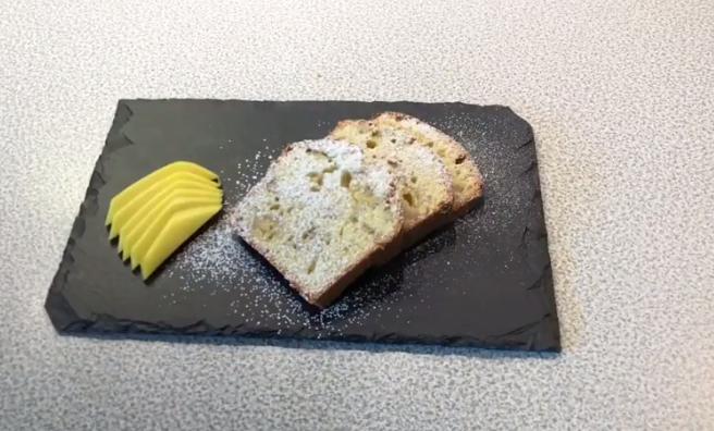 Многу евтин и лесен колач со банани – само матите, нема мака
