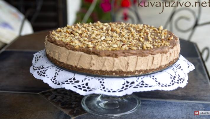 Фереро торта – кремаст десерт без печење