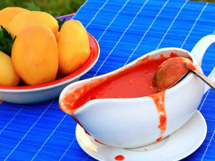 Ваков деликатес не сте јаделе: Сос со печени пиперки