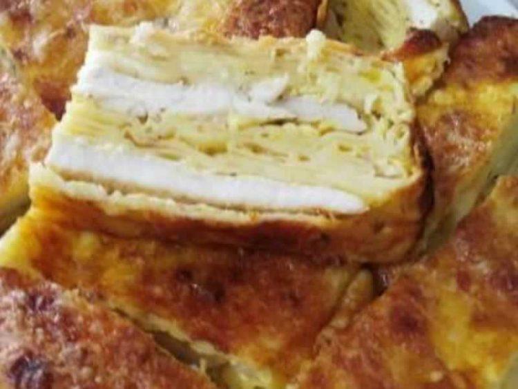 Домашни млинци со пилешко (ВИДЕО)