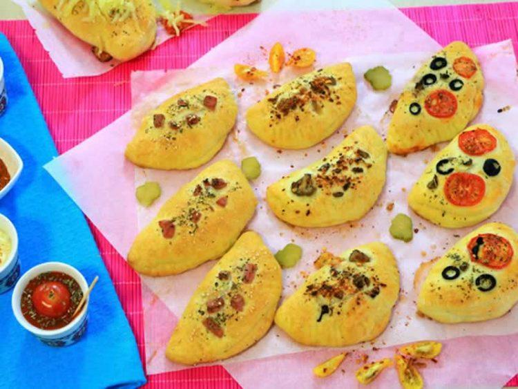 Панцероти од рерна – полнето печиво