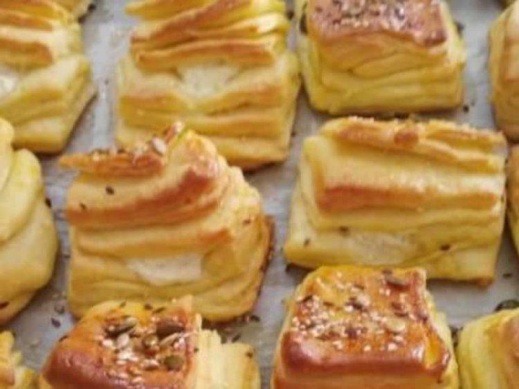 Лиснати погачици со сирење (ВИДЕО РЕЦЕПТ)