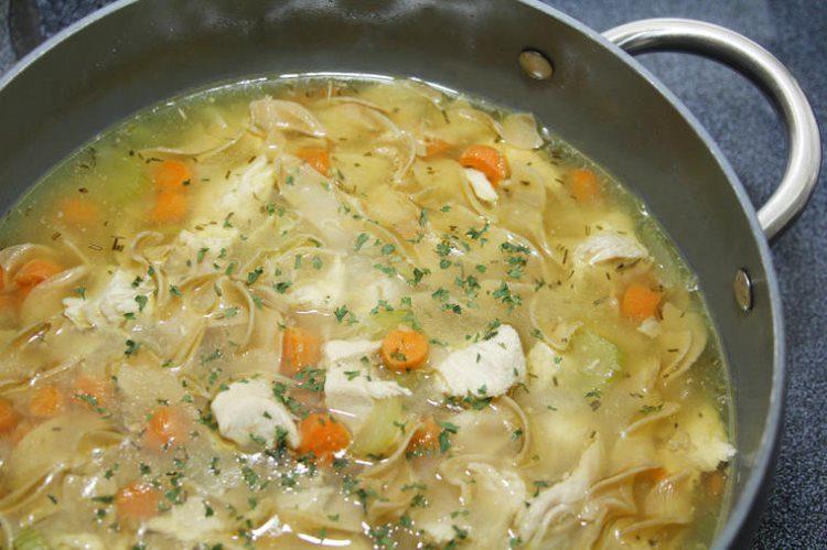 Супа по рецептот на мама и баба: Помага на телото, науката докажа како