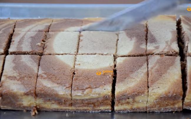Едноставен нутела колач