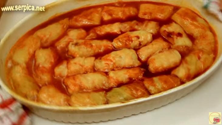 Зема кисела зелка и завитка пилешко месо – не сте јаделе ваква сарма