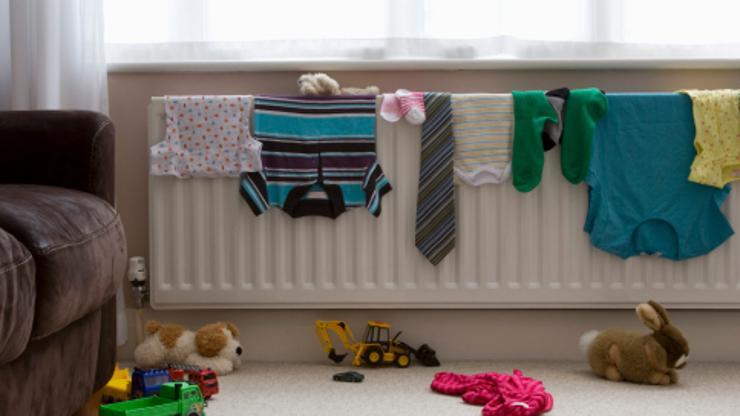 Исушете ги алиштата брзо и во зима – тајната се крие во кујната