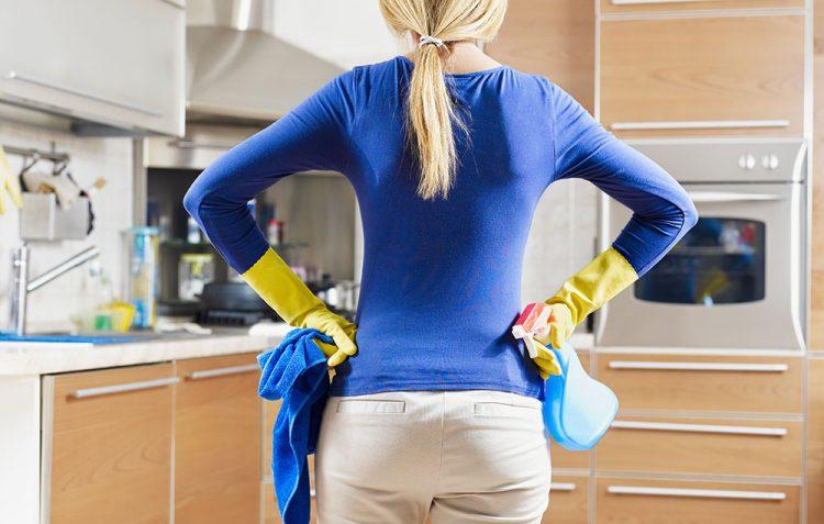 За расипани брави, замаглени огледала, сјај на кујната – евтин зеленчук поправа се
