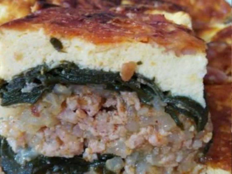 Брзи и вкусни: Коцки со мелено месо и блитква (ВИДЕО)