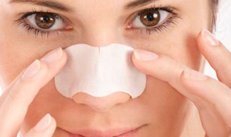 Природна маска за отстранување на митесерите од носот