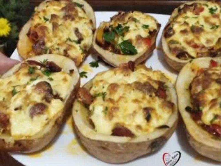 Од сега ќе правите само вакви: Посебни полнети компири