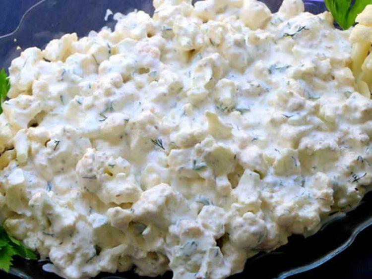 Брза, лесна и вкусна: Крем салата со малку состојки
