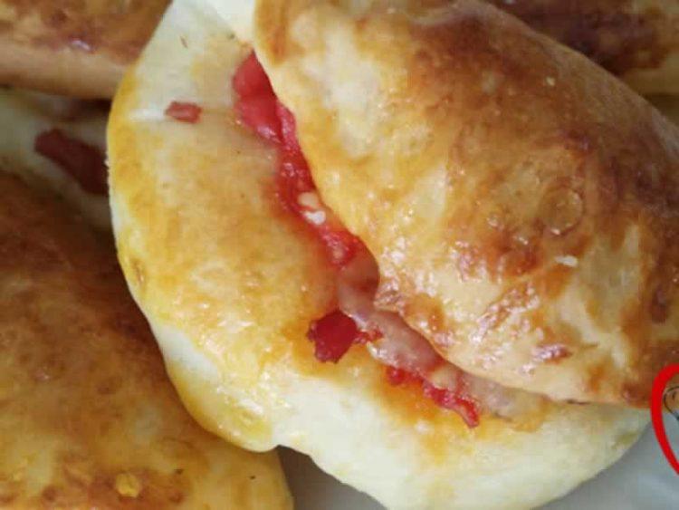 Домашни полнети панцероти: Од надвор крцкави, од внатре сочни (Видео)