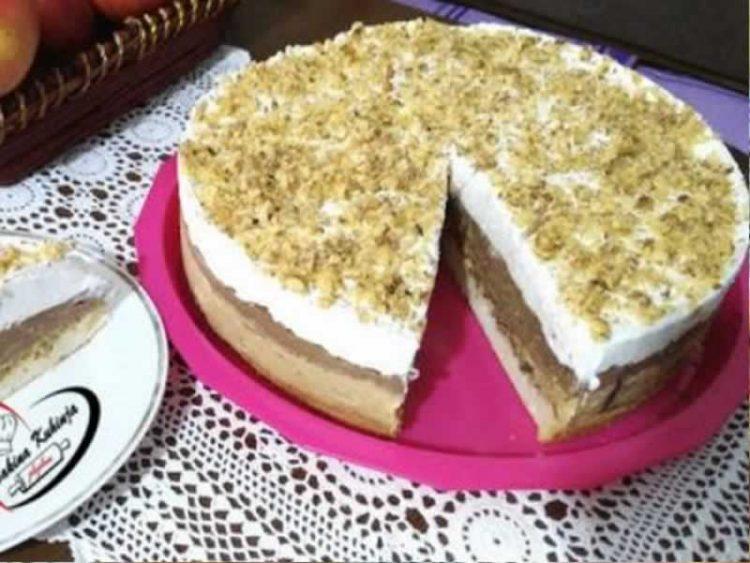 Посна торта: Неверојатно вкусна, готова за 5 минути