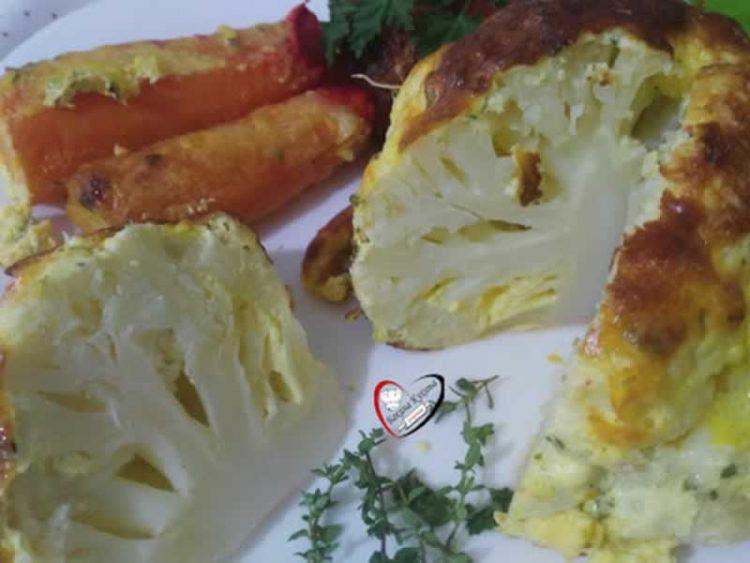 Печен карфиол: Толку добро и вкусно, а едноставно јадење!