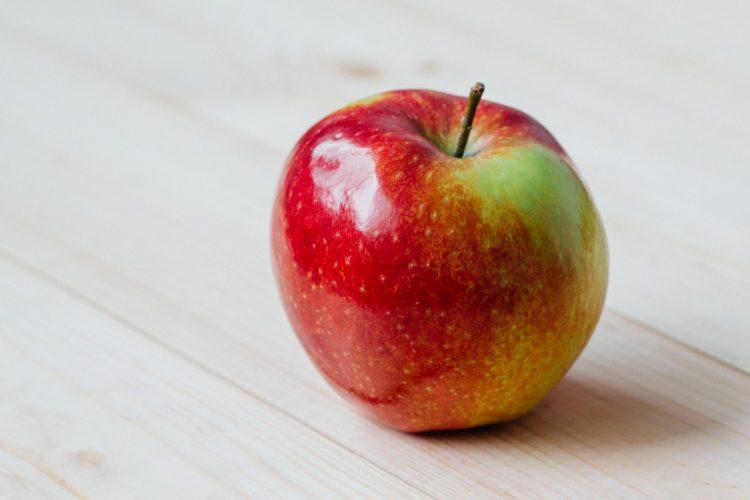 Исеченото јаболко нема да пожолти со еден трик