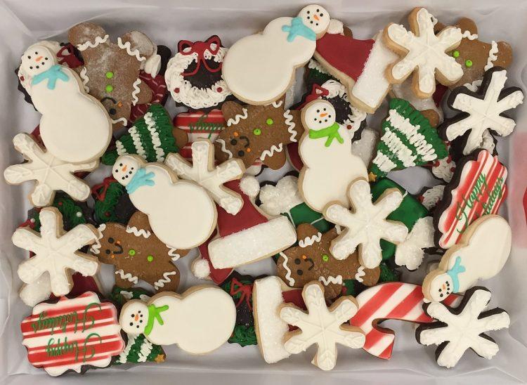 Новогодишни колачиња со бело чоколадо