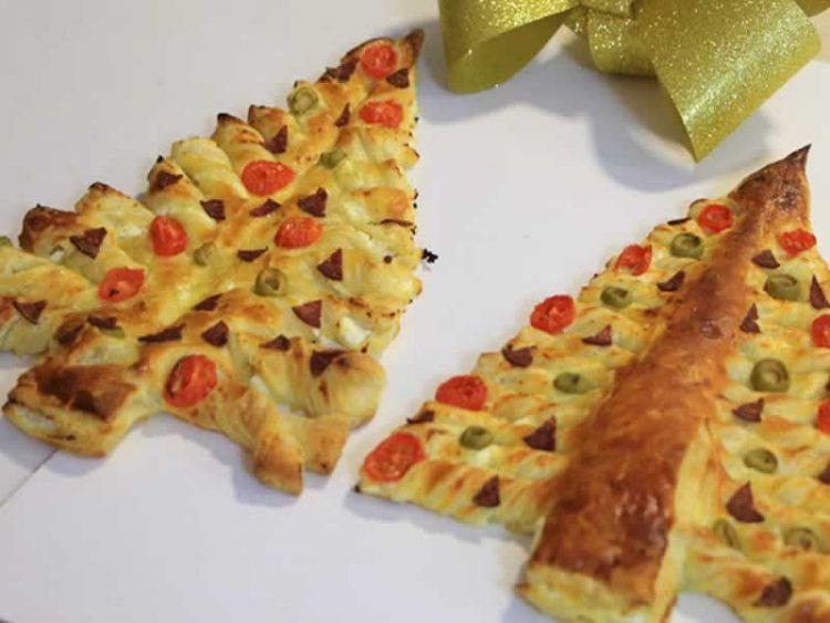 Солена новогодишна елка – Празничен деликатес кој успева и на почетници