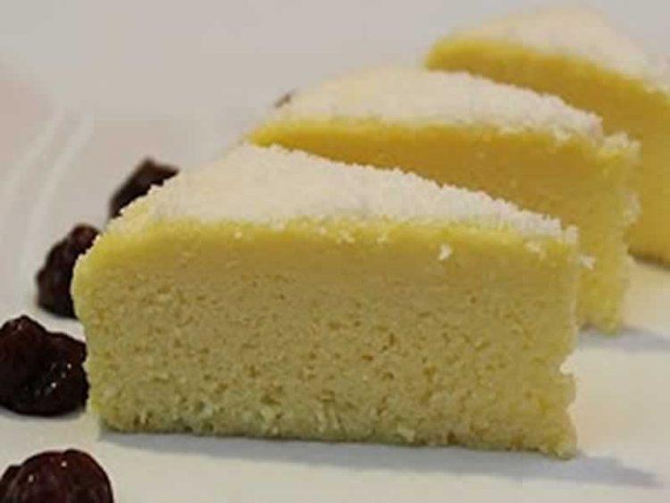 Брз десерт: Јапонски чизкејк од само 3 состојки (Видео)