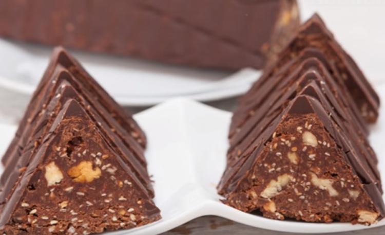 """Посно """"тоблероне"""" – Пробајте го овој вкусен рецепт (Видео)"""
