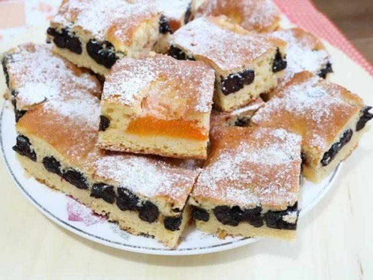 Експлозија од вкусови: Највкусниот колач од тесто и овошје