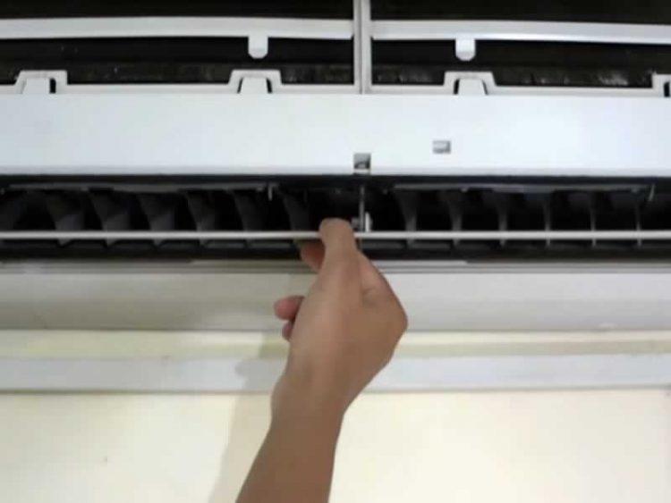 Исчистете го филтерот на клима уредот во три потези: Веќе нема да плаќате мајстор