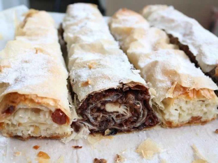 Пита со ориз и чоколадо: Необичен десерт кој ќе го обожавате (Видео)