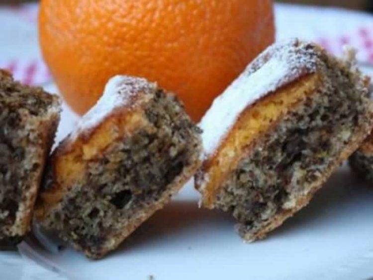 Највкусен и најевтин колач со ореви (Видео)