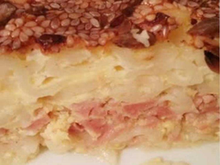 Брзо јадење од рерна: Сочни макарони одлични за ручек или вечера (Видео)