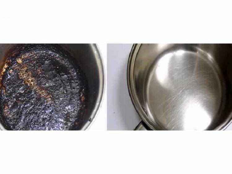 Спасете ги загорените тенџериња со едноставен трик, еве и како (Видео)