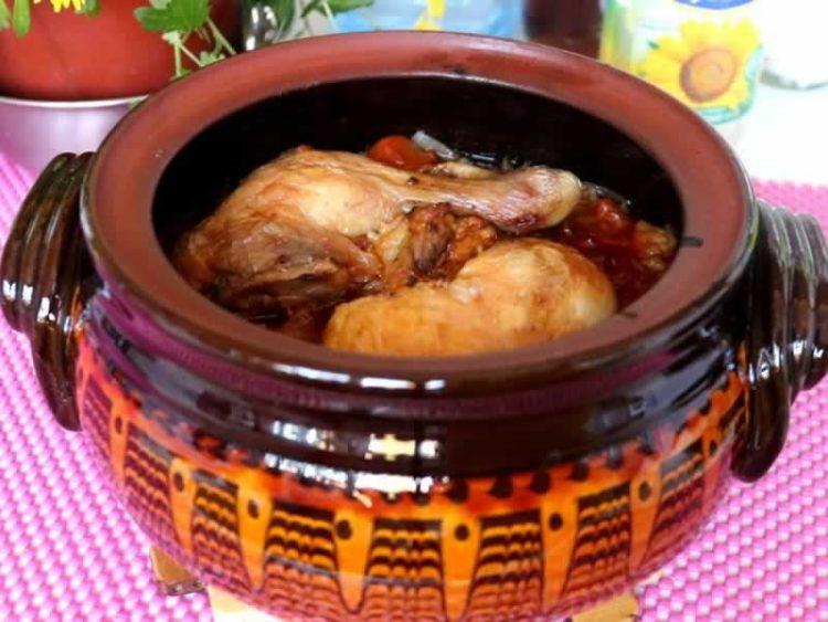Фантастичен ручек: Бабин ѓувеч со тиквици и пилешко (Видео)