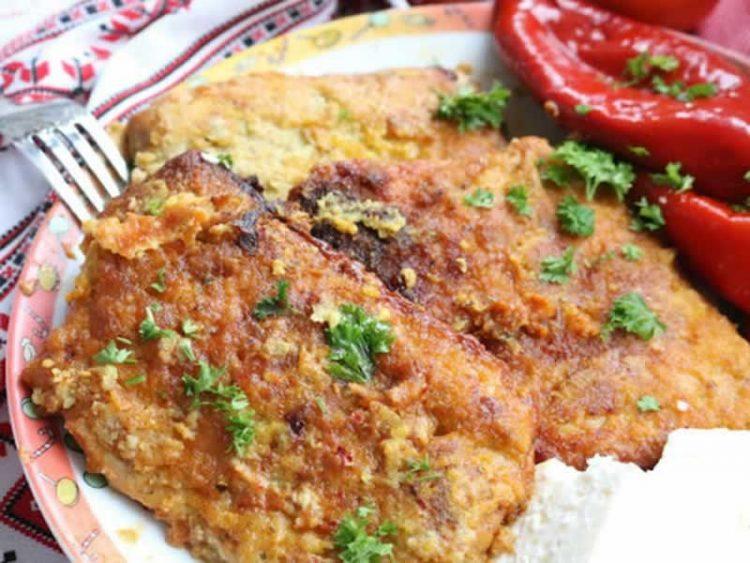 Посни шницли од ориз во сос од печурки: Сочен и вкусен посен оброк