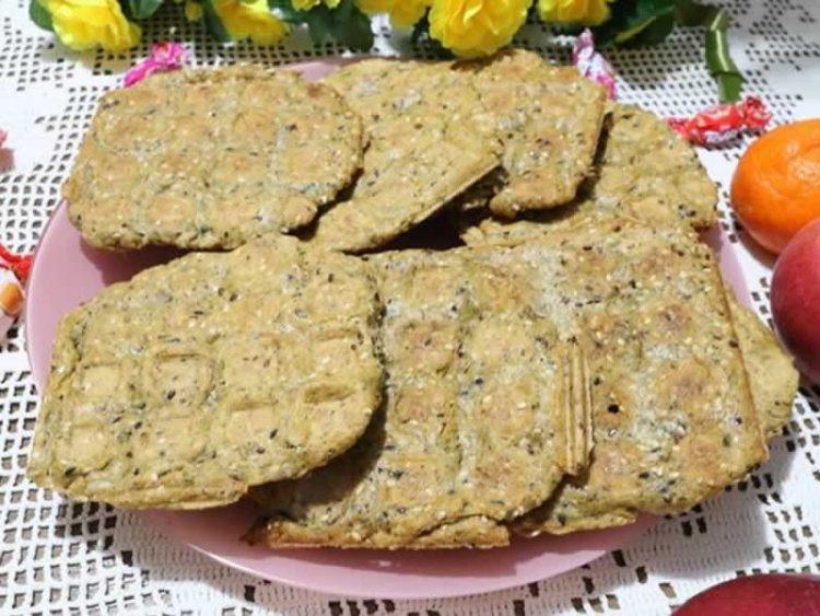 Солени кекс колачиња со чедар