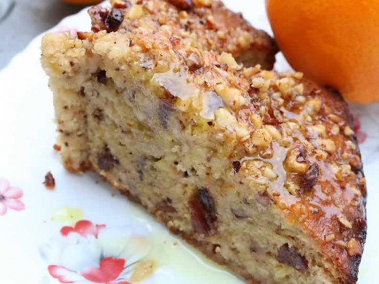 Колач од портокал за сите љубители на слатки