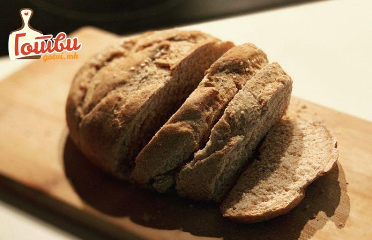 Леб на скара
