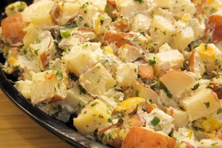 Посен компир со зеленчук: Ручек кој не се заборава