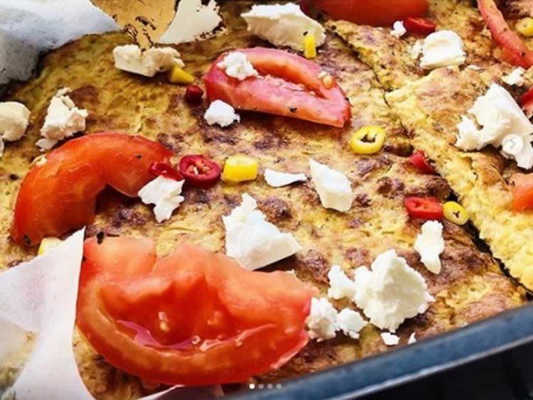 Лесен летен ручек: Запечени рендани тиквици (Видео)