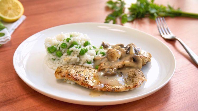 Видео рецепт: Мисиркини гради во сос од печурки