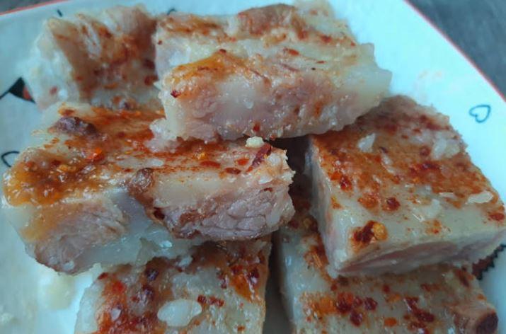 Пача по стар рецепт: Полна со месо и лук