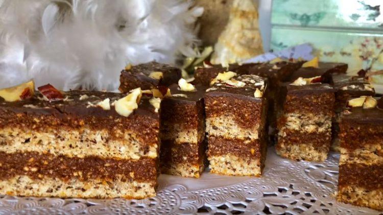 Совршен спој од вкусови: Торта со чоколадо и лешник (Видео рецепт)