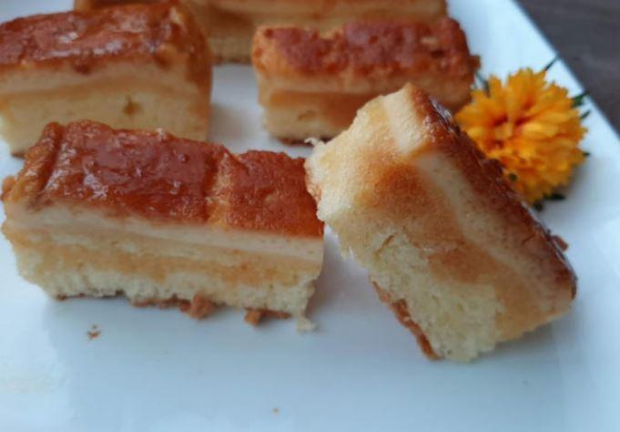 Меден карамел колач: Најмек бисквит на светот