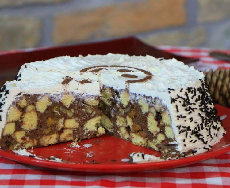 Брза торта – колач од чајни кекси