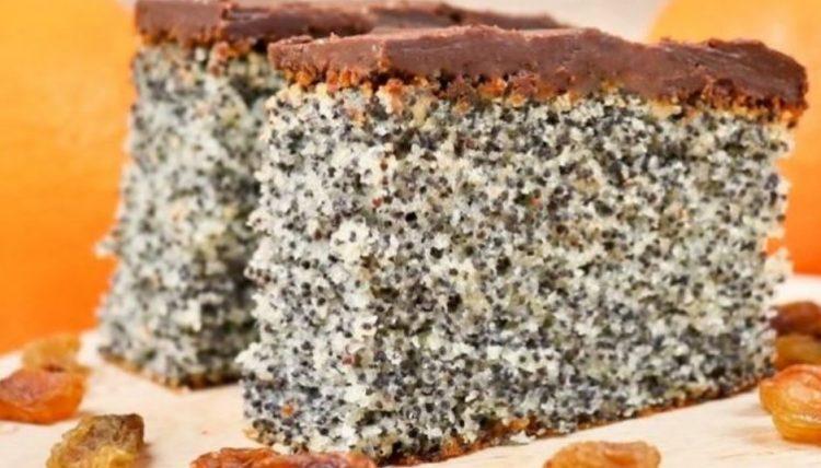 Чоколаден колач со мак: Совршена комбинација за љубителите на слатки