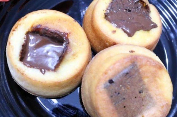 Палачинки од калап полнети со чоколадо – ќе ви стане омилен десерт