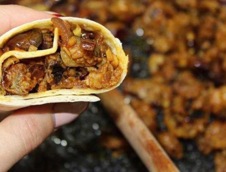 Вкусно предјадење: Пржени печурки со бибер