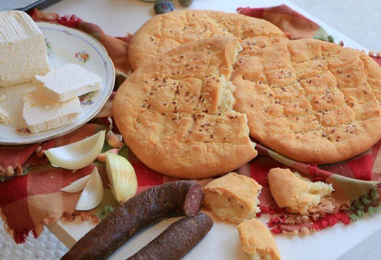 Погача со прашок за печиво
