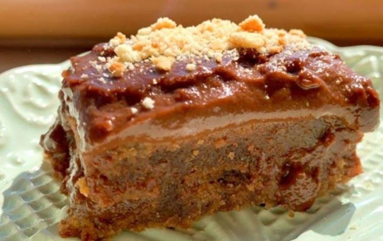 Брза и едноставна подготовка: Чоколаден колач