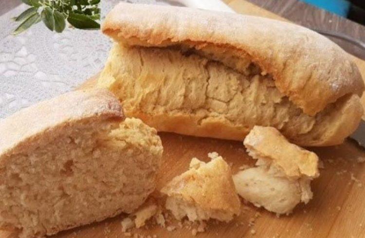 Леб со пиво и прашок за печиво: Крцкава кора и мека средина